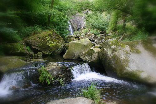 fervenza do río Toxa
